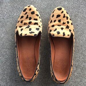 Madewell® Leopard Flats